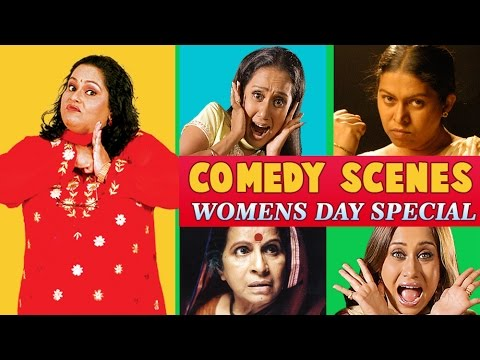 Marathi Best Comedy Scenes Compilation Womens Day Special Funny
