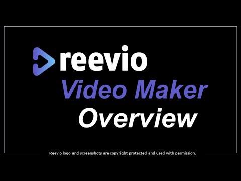 Reevio Video Maker Overview & Demo