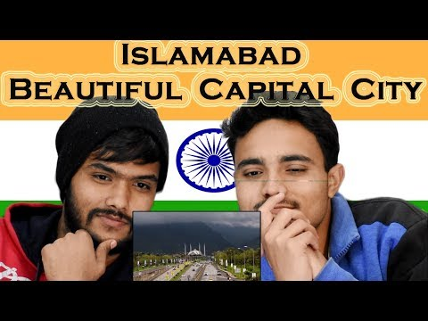 Indian react on Islamabad | World's Second Most Beautiful Capital City  | Swaggy  D