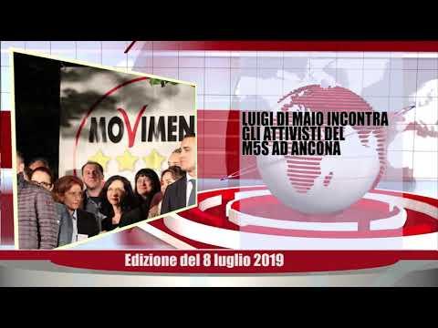 Velluto Senigallia Tg Web del 8 07 2019