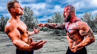 Fitness Model VS Bodybuilder - STRENGTH WARS 2k16 #16 thumbnail