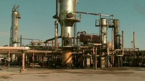 Iraq: Oil production struggles