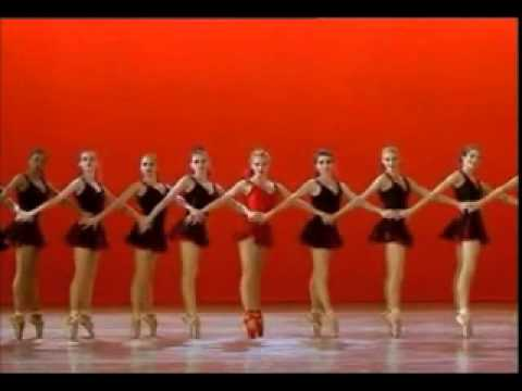 Center stage - Final dance