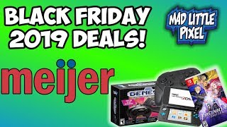 Black Friday 2019 Gaming Deals At Meijer Stores! What The Heck Is Meijer?