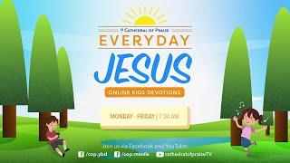 Everyday Jesus - THU, December 31, 2020