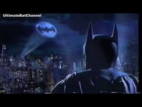 Batman (Bruce Thomas) Leap Onstar Commercial
