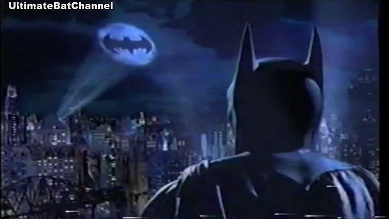 What Is Onstar >> Batman (Bruce Thomas) Leap Onstar Commercial - YouTube