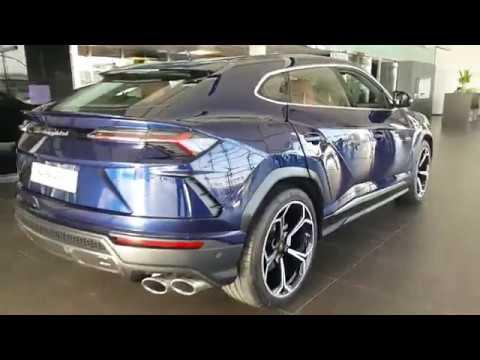 Lamborghini Urus (360°)