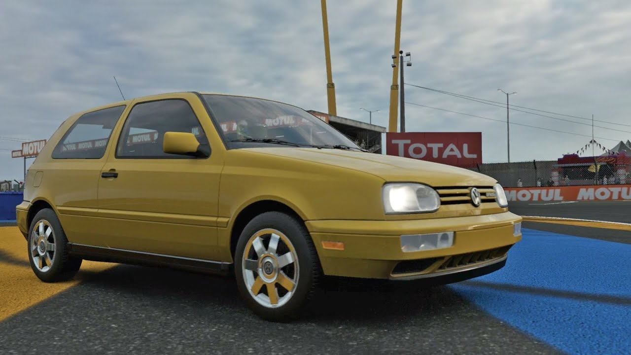 hight resolution of forza motorsport 7 volkswagen gti vr6 mk3 1998 test drive gameplay hd 1080p60fps