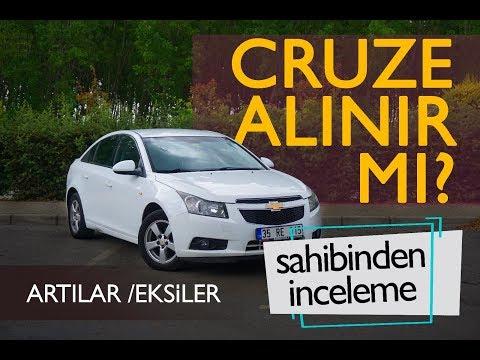 Chevrolet Cruze Alınır Mı ? 2012 Cruze 124 Hp Otomatik Detaylı İnceleme.