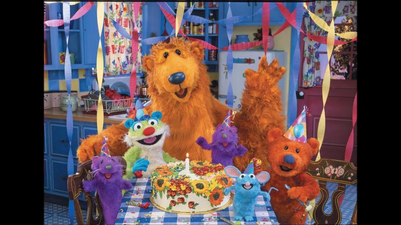 Bear in the Big Blue House: When You Make Yourself A ...