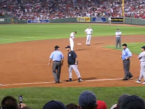 Joe Torre Gets Ejected