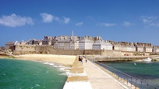 St Malo - Gateway to Brittany   France Destination Guide