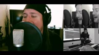 """These Dreams - Heart"" MATTHEW DARREN cover"