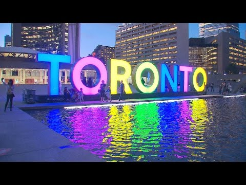 Toronto Advertised As 'Canada's Downtown' In New Ad Campaign