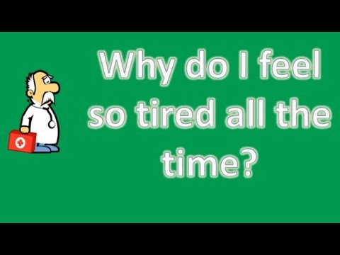 why-do-i-feel-so-tired-all-the-time-?-|number-one-faq-health-channel