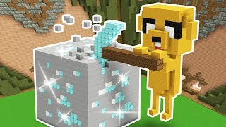 ¡CONSTRUIMOS EL PICO LEGENDARIO! 😍💎 MINECRAFT BUILD BATTLE #18
