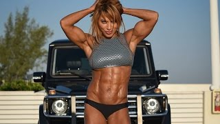 Collection Female Bodybuilding and Fitness Muscle women Collection FBB