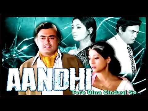 Tere Bina Zindagi Se Koi Shikwa To Nahin | Lata Mangeshkar, Kishore Kumar R.D.Burman | Aandhi 1975