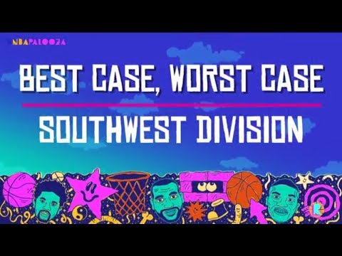 NBA Previewpalooza   Southwest Division Best/Worst Cases