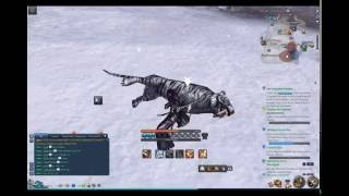 test game Blade and Soul, Gameplay PC low end