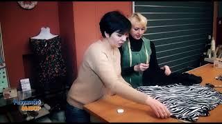 Мастер-класс. Как сшить блузку из 60 см ткани