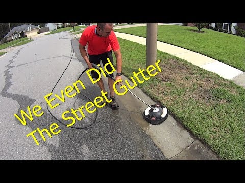 Return of the HOA Violator Part 2 - Curb Appeal Final Touches - Pressure Wash