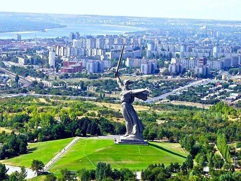 Волгоград, Сталинград, Царицын - большая история города на Волге в кадрах кинохроники, фильм