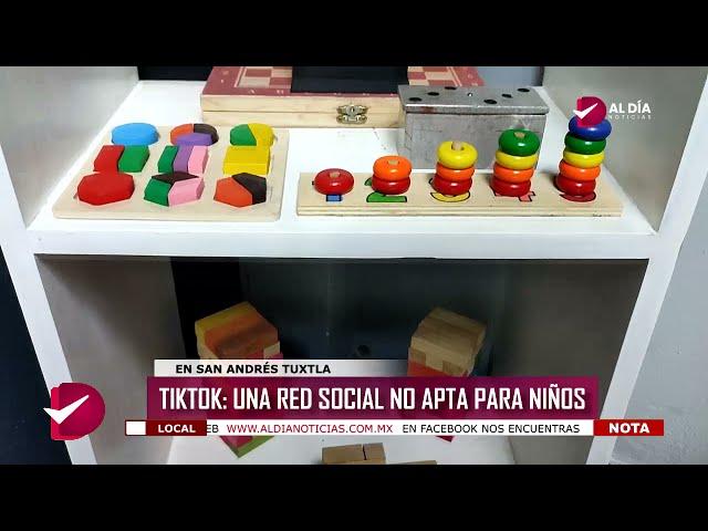 TIKTOK UNA RED SOCIAL QUE NO ES PARA NIÑOS
