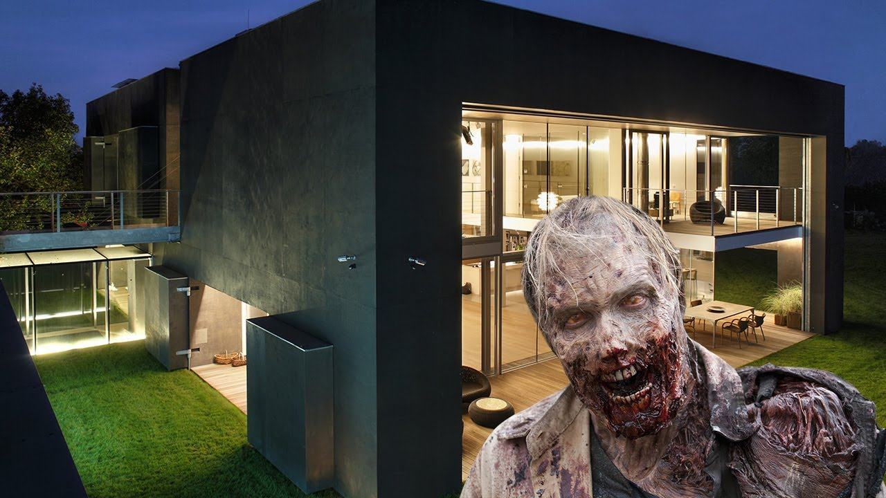 die 10 zombie sichersten h user zombie proof mythenakte youtube. Black Bedroom Furniture Sets. Home Design Ideas