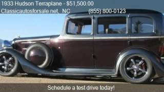 1933 Hudson Terraplane  for sale in Nationwide, NC 27603 at #VNclassics
