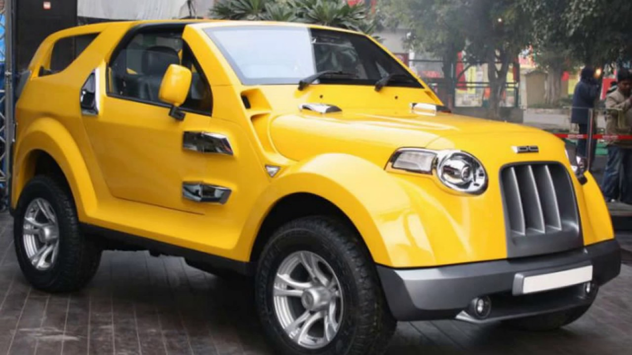 10 Pictures Of Dilip Chhabria Dc Modified Car Designs