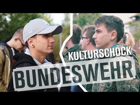 KULTURSCHOCK Bundeswehr | TAG 01 Teil 2