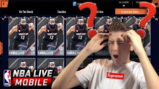 WHAT ARE THE CHANCES OF PULLING AN ELITE IN A PRO PACK?! [100 PACKS] (NBA Live Mobile 18)