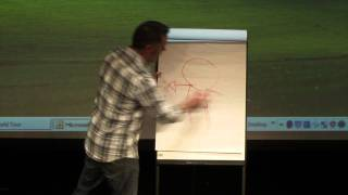 Curtis Jobling Draws Spud the Scarecrow