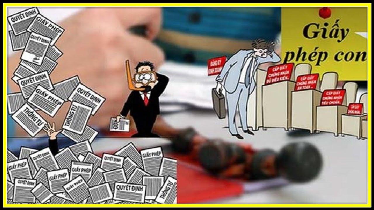Cắt giảm tối thiểu 50% điều kiện kinh doanh - Nút thắt khó gỡ!