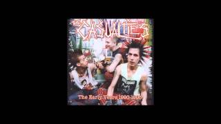 The Casualties - The Early Years 1990-1995 Album+Bonus Tracks