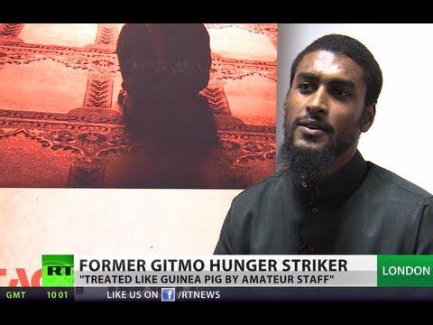 'Gitmo prisoners treated like guinea pigs by amateur staff'