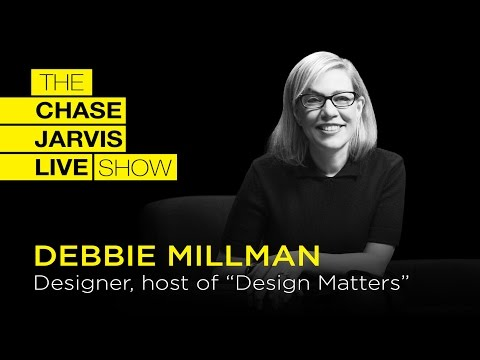 Debbie Millman: If not now, when?  | Chase Jarvis LIVE