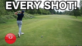 Full round of golf in 5 mins 42 seconds