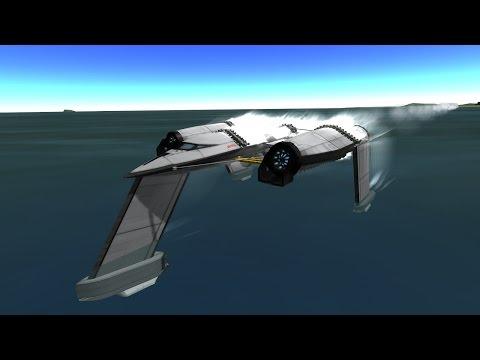 Kerbal Boat Program | Building The Fastest Boat Ever!