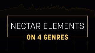 Hear Nectar Elements Mix Vocals in 4 Genres