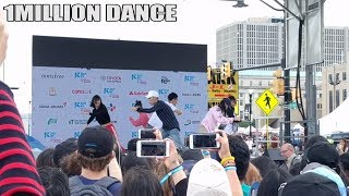 Video KCON17NY 1 MILLION DANCE download MP3, 3GP, MP4, WEBM, AVI, FLV Desember 2017