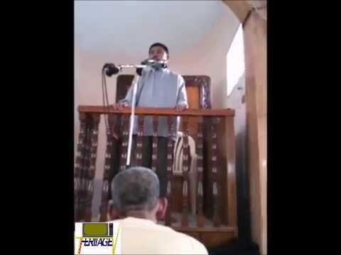 Shk. Abdulhadie Gumander: A Successor on Earth - Maguindanaon