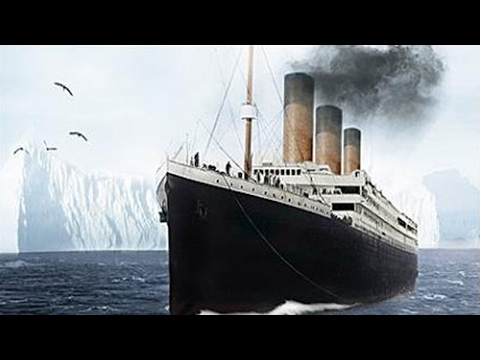 """Titanic 100 ans après le naufrage du paquebot de légende """"L'Insubmersible"""""""