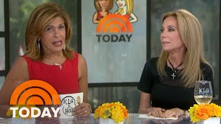 Kathie Lee Gifford Returns! Hoda Kotb Welcomes Back Her 4th Hour Co-Host | TODAY