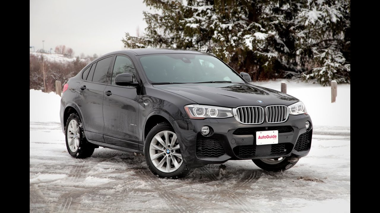 2015 Bmw X4 Xdrive35i Youtube