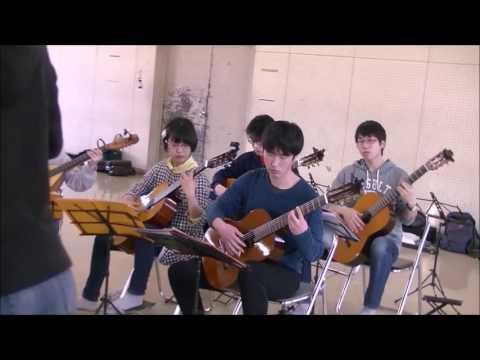 【近畿大学】ギターマンドリンクラブ2017