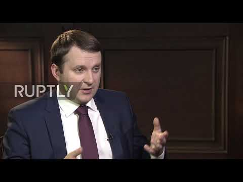 Russia: Relations with EU going through 'renaissance' – EconDev Minister Oreshkin