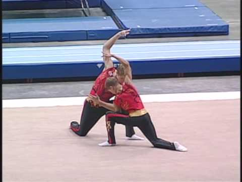 The World Games 2009, Kaohsiung TPE Acro Gymnastics
